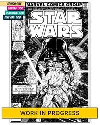 STAR WARS #1: RECREATION